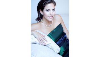 Sonja Leutwyler – Mezzosopranistin Neu bei Organza Kulturmanagement