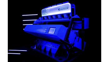 Teilnehmende aus über 40 Ländern bei Vorstellung der SORTEX A GlowVision