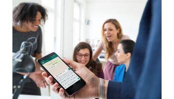 Studie: Kaufkriterien für Business Smartphones