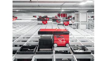 Grösster Schweizer Biogrosshändler setzt Hochleistungs-Lagerroboter ein