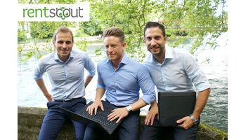 Neu in der Schweiz: Das Startup Unternehmen rentscout revolutioniert mit seinem Mietportal den Schweizer Miet- und Vermietermarkt