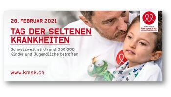 Wissenspower zum internationalen Tag der seltenen Krankheiten vom 28.2.2021