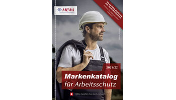 Top aktuell: Der neue MEWA Markenkatalog 2021/22