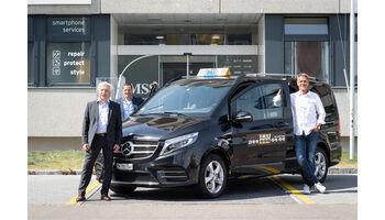 Genossenschaft von Taxi 444 löst sich auf und etabliert neues Geschäftsmodell