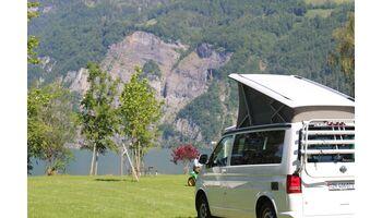 Campingbus Vermietung Zürich: Neufirmierung nun mit 10 neuen VW Camper