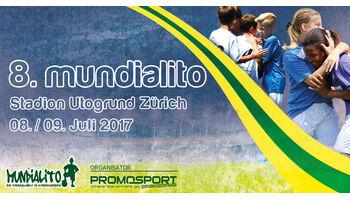 mundialito - Kinderfussballweltmeisterschaft in Zürich - Fussball garantiert ohne Korruptionsskandal