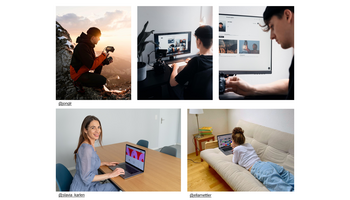 WebStages: Content Creators erkunden die neue Schweizer Skills-Matchmaking-Plattform für Freelancer:innen