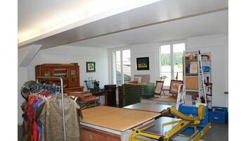 Neue Werkstatt im Kloster Kappel