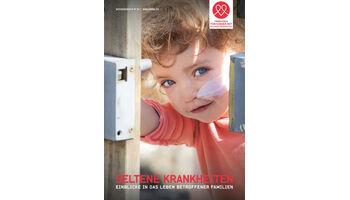 Seltene Krankheiten: Wissensbuch «Seltene Krankheiten – Einblicke in das Leben betroffener Familien»