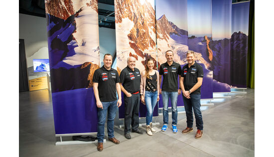 Aletsch Halbmarathon und Jungfrau-Marathon: Start frei für die UNESCO Welterbe-Trophy