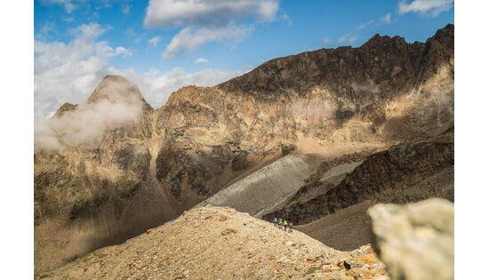 Neuer Bike Skills Park Kreuzboden der Bergbahnen Hohsaas