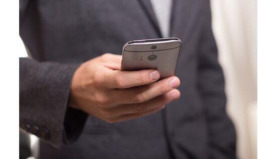 Auch Blinde können Smartphones surfen