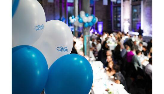 Die CSP feierte mit vielen neugierigen Gästen und spannenden Gadgets ihr 20 Jahre Jubiläum