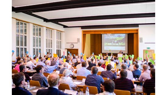 Emmentaler Switzerland: erfolgreiche Delegiertenversammlung 2018