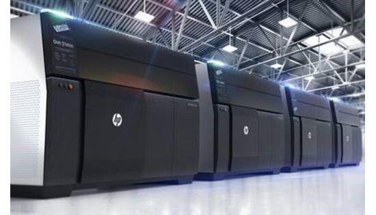 HP treibt die 4. industrielle Revolution mit weltweit fortschrittlichster Metall-3D-Drucktechnologie voran