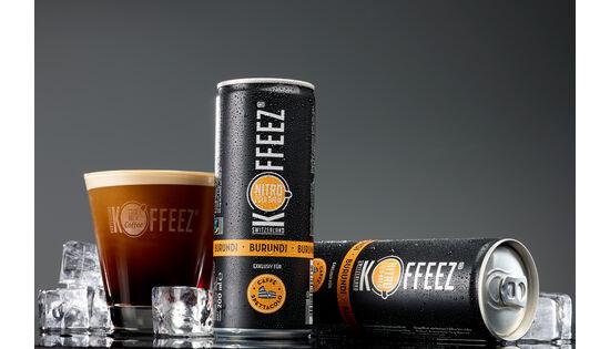 Schweizer Start Up lanciert Trendgetränk Cold Brew Coffee in der Schweiz