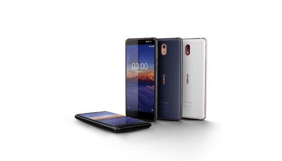 Nokia 3.1 kommt in die Schweiz