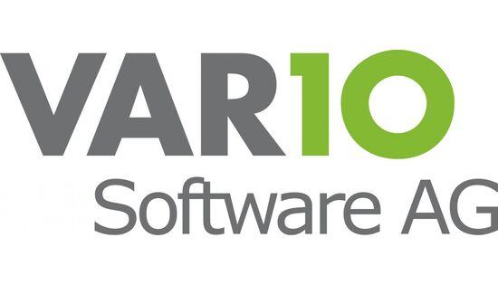 Zum Pressefach von VARIO Software AG