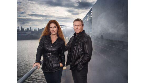 Der Krimipreis geht ans Autoren-Duo Poznanski