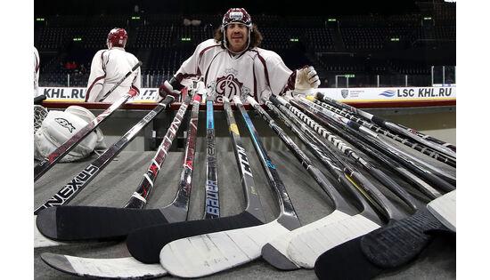 KHL World Games in Zürich - Vorschau Dinamo Riga – ZSKA Moskau