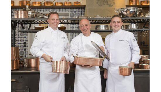 Restaurant RitzCoffier wird mit Michelin-Stern ausgezeichnet
