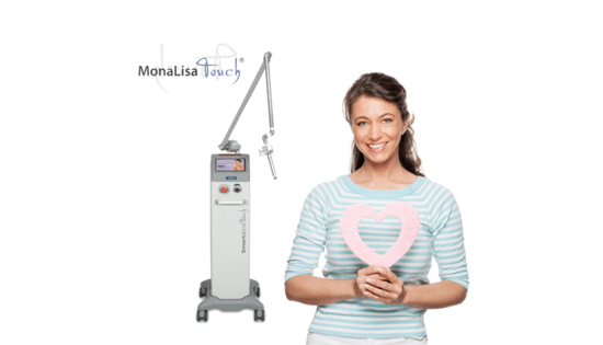 Die neue MonaLisa Touch® Laser-Behandlung gegen Scheidentrockenheit